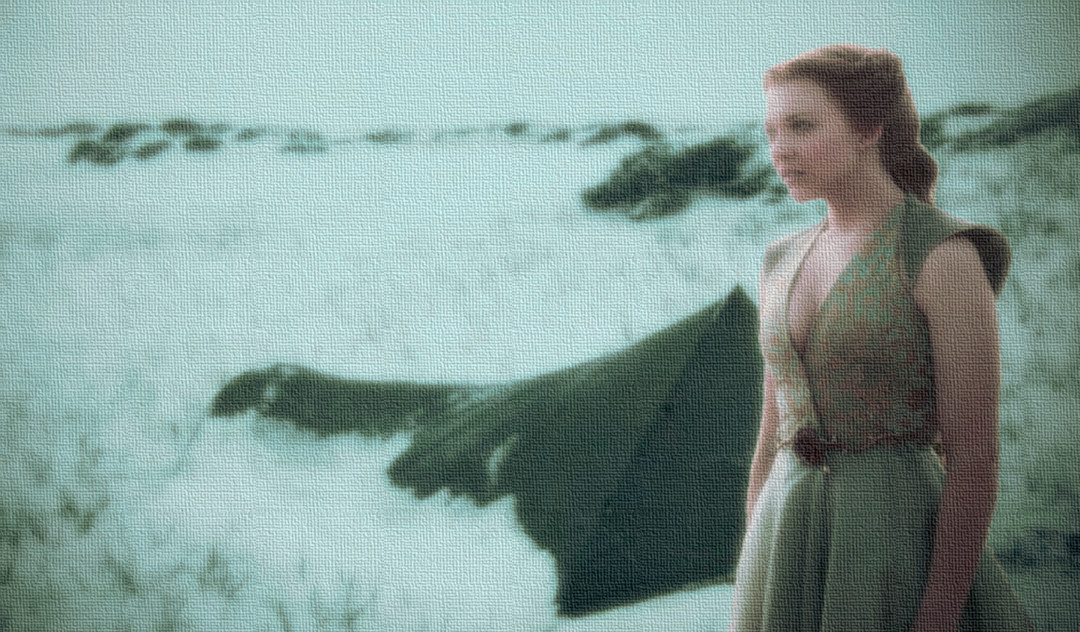 Margaery Tyrell in Snow
